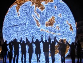 Sigrid - Instameet à Montpellier - Décembre 2014